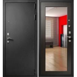 Дверь Гранит Ультра 8 Комфорт c Зеркалом