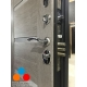 дверь Кондор С7 цвет «Грей Мелинга»