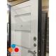дверь Кондор С7 цвет «Белый клён» со стеклами