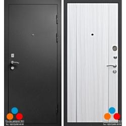 Дверь Консул Черный шелк