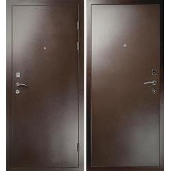 Металлическая дверь «Зенит-7» уличная