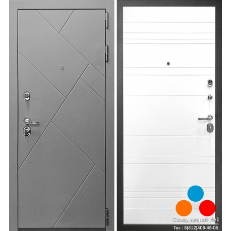 Дверь Гранит Ультра С3