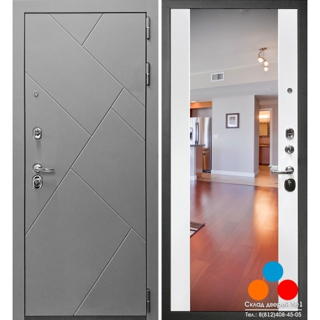 Дверь Кондор X7 Зеркало
