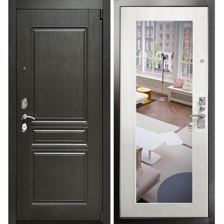 Дверь Граит М3 с Зеркалом