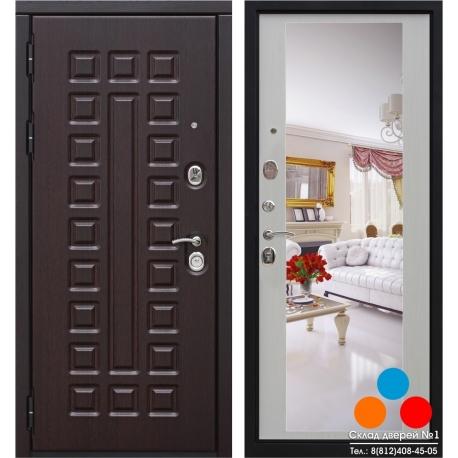 Дверь Сенатор Зеркало 12см