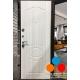 дверь Гарда S1 ясень белый панель