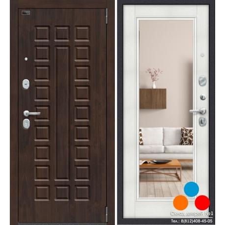 Дверь с зеркалом Porta S51 (УРБАН)
