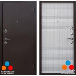 Дверь Гарда 7.5 Антик Медь