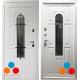 Дверь Лацио Вайт (Белая)