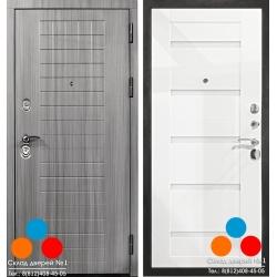 Дверь Зенит Премиум Grey Edition
