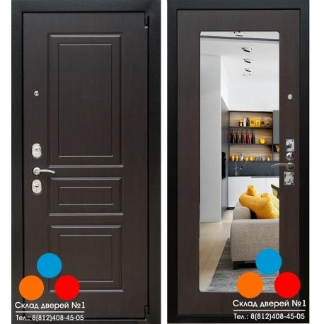 Дверь Зенит-5 три контура