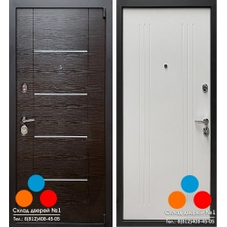 Дверь Гранит М2 Люкс-М