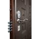 Дверь Кондор М5 с замком CISA