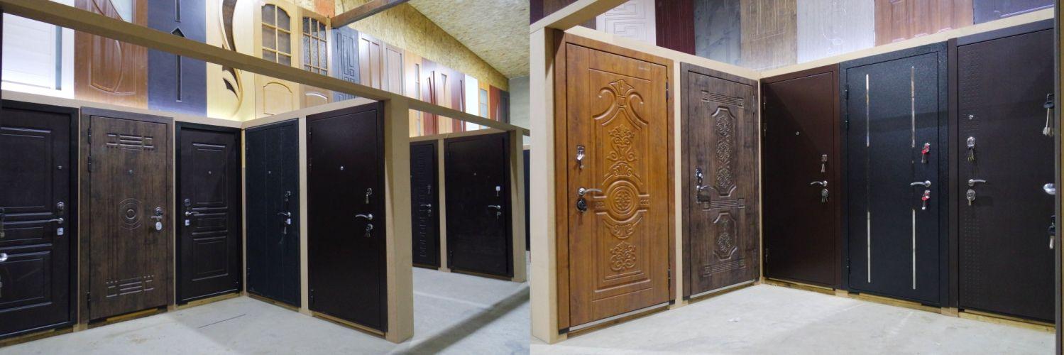 Склад дверей №1