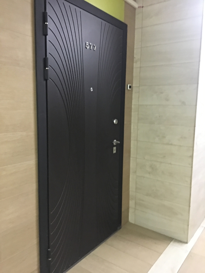 фото двери Футура 002 установка